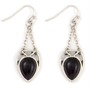 Picture of Amour Onyx Earrings